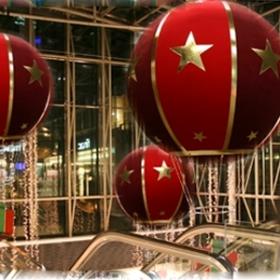 Ballon étoilé château d'oex