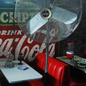 Ventilateur 240cm