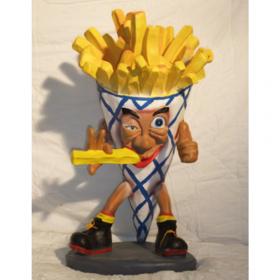 Cornet de frite 74cm