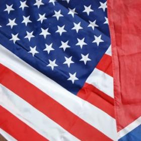 Drapeau USA 100cm