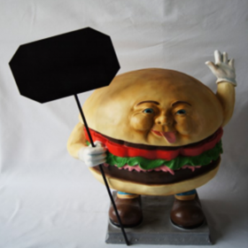 Hamburger 70cm