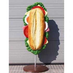 Sandwich 165cm