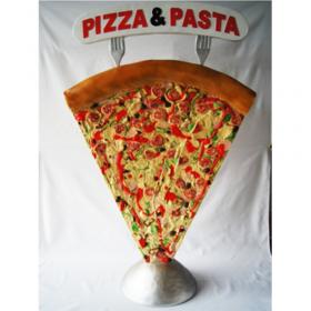 Pizza Géante 155cm