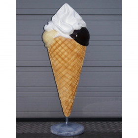 Cornet de glace 140cm