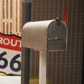 Boîte aux lettres 120cm