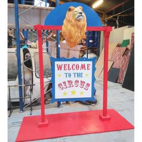 Panneau de cirque 250cm