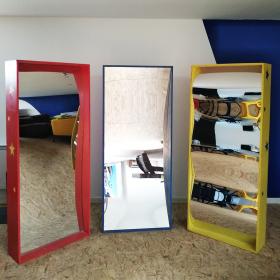 Miroir Déformant 1m90