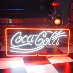 "Néon ""Coca-Cola"" 42cm"