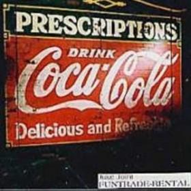 Panneau Coca-Cola 244cm