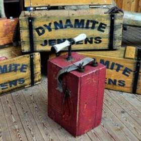 Dynamite 70x30cm