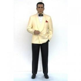 Homme costumé 188cm