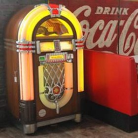 Jukebox Wurlitzer 156cm