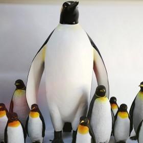 Pingouin Géant 220cm
