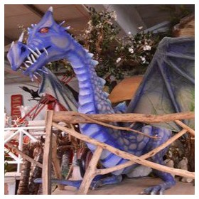 Dragon 190cm