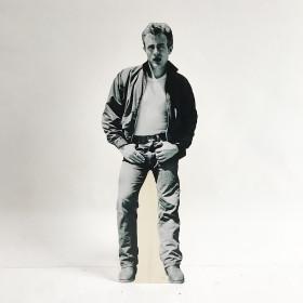 Silhouette James Dean 1m70