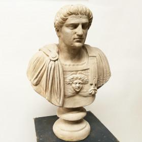 Buste César 80cm