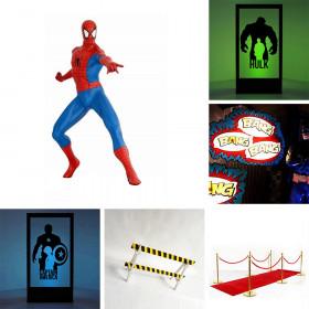 Décopack Super-Héros