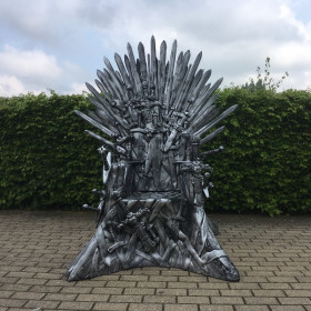 Trône Game of Thrones XL