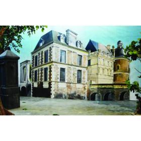 fond chateau français