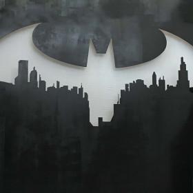 façade batman