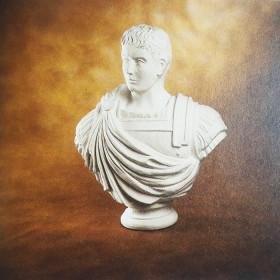 Buste Auguste 72cm