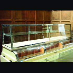 Plateau en verre comptoir