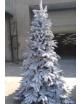 Sapin de Noël Astra blanc, 130 à 220cm
