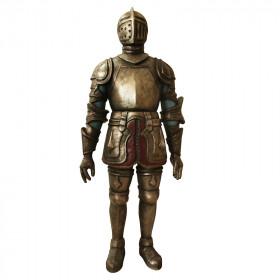Chevalier en armure 200cm