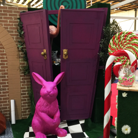 Porte Alice au Pays des Merveilles