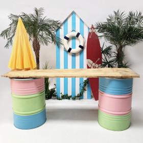 Sweetpack Bar de plage et tropiques