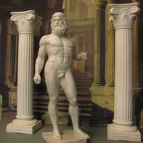 Statue Zeus 190cm