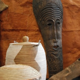 Panier africain 65cm