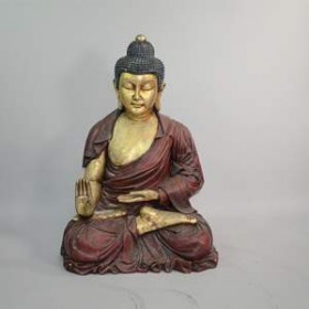 Bouddha or 123cm
