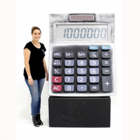 Calculatrice 200cm