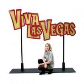 Panneau Viva Las Vegas