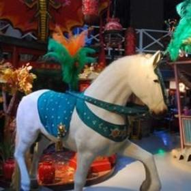Cheval de cirque 270cm