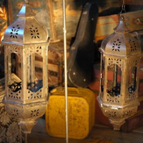 Lanterne 70cm