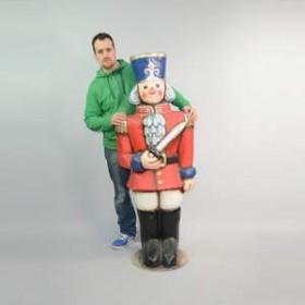 Soldat de plomb 160cm