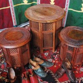 Table marocaine 61cm