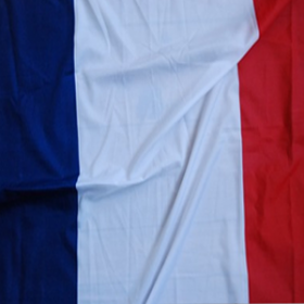 Drapeau Français 90cm